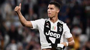 Cristiano Ronaldo dejó sin goles al Real Madrid y se los llevó a la Juve.