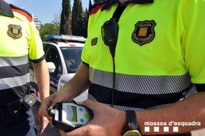 Caçat ebri el xofer d'autocar d'una línia regular de Tarragona