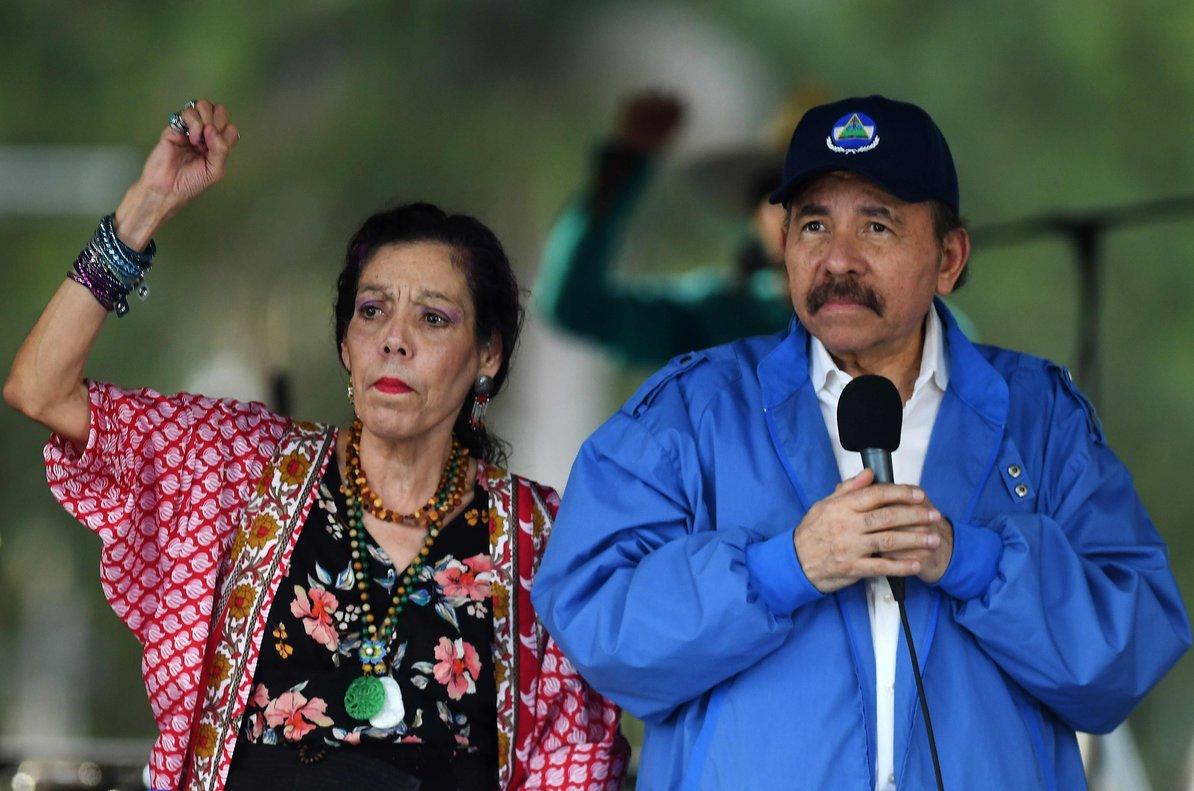 Nicaragua vive una crisis política y la población responsabiliza a Ortega.