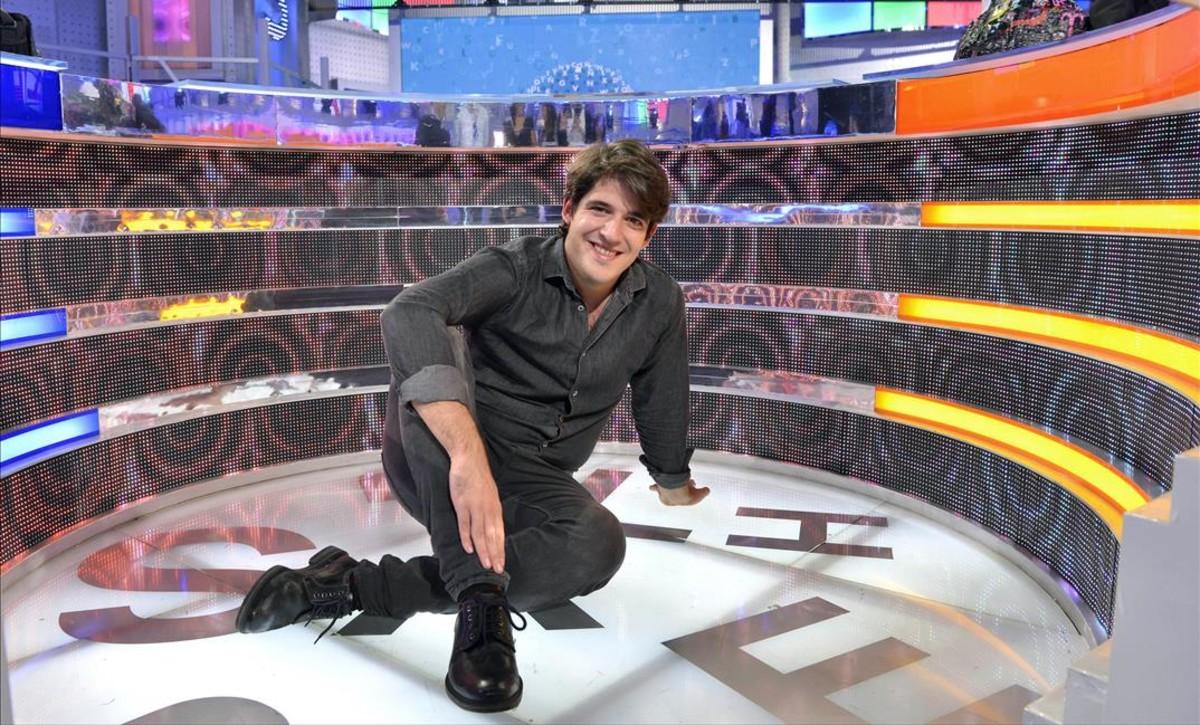 David Leo García, el ganador del mayor bote de la historia de Pasapalabra en Tele 5.