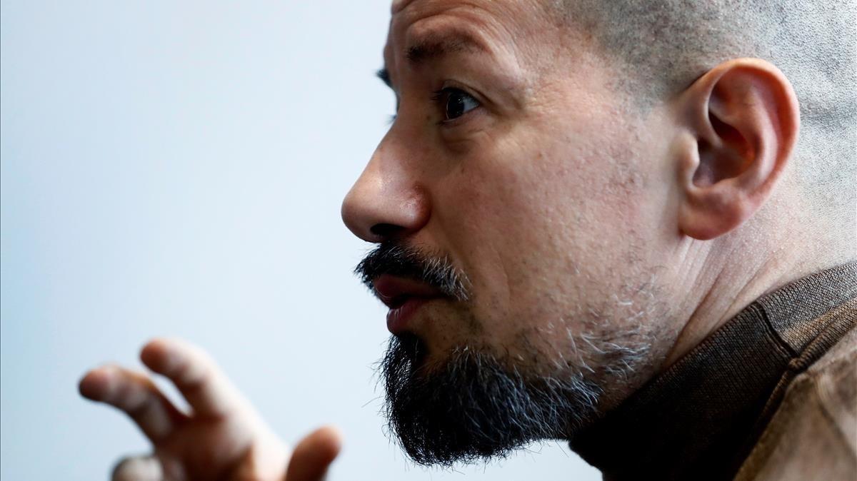 El director de cine sueco de origen egipcio Tarik Saleh.