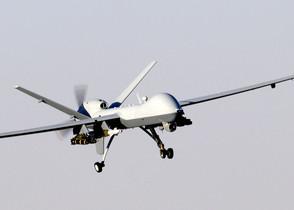 Un 'drone' nord-americà d'ús militar, en una imatge d'arxiu.