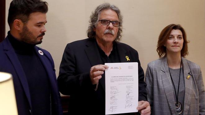 PSOE i PDECat: dos dies contra rellotge per salvar els Pressupostos