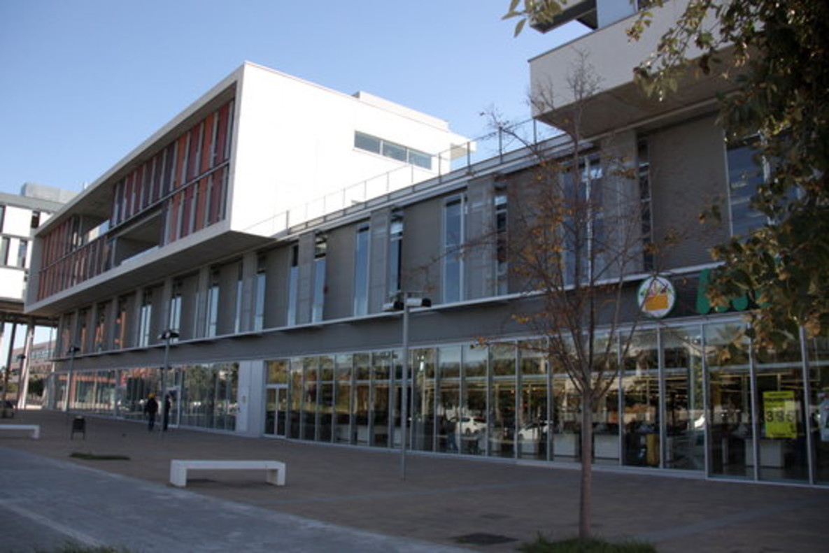 Edificidel Rengle de Mataró.