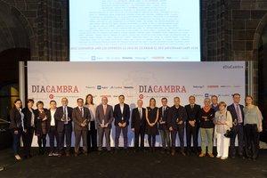Empresas del Vallès Oriental premiadas por la Cambra de Barcelona.