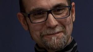 El escritor vallisoletano Javier García Rodríguez.