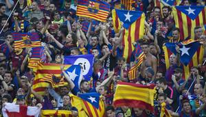 Requisen estelades al Calderón abans de la final de Copa