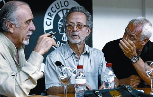 Fernando Colomo, en una imagen del 2011, se ha reinventado personal y profesionalmente a sus 70 años.