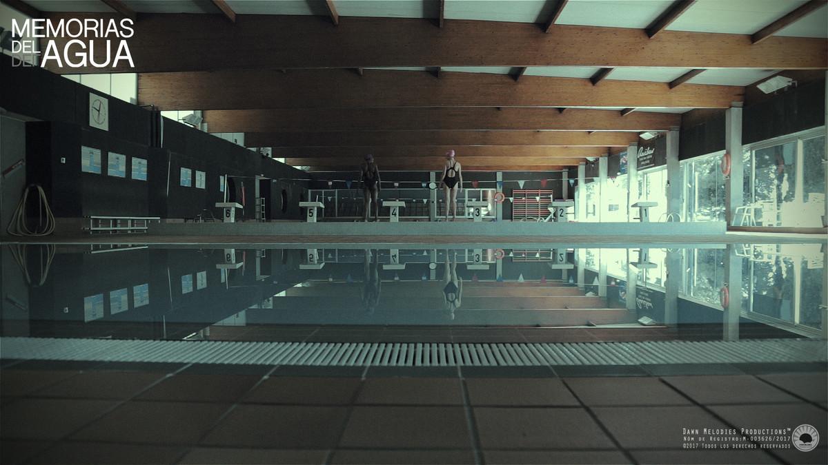 Fotograma del cortometraje Water memorias.