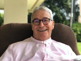 Francisco Luzón, malalt d'ELA: «Primer, una vida digna; i segon, una mort digna»