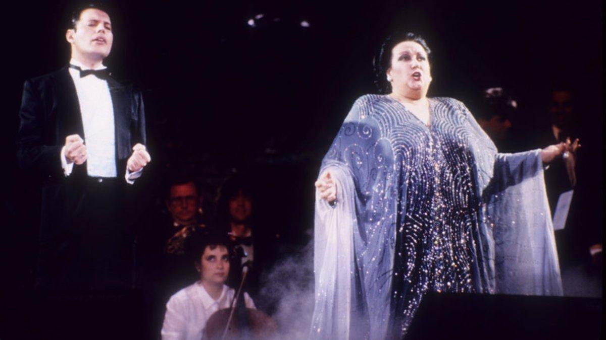 El último adiós a Montserrat Caballé