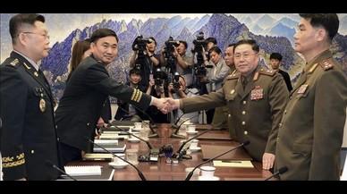 El tren entre las dos Coreas deberá esperar