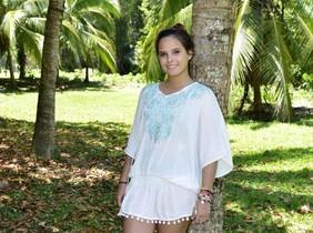 La exsuperviviente Gloria Camila, hija de Ortega Cano.