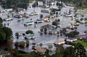 Numerosas alertas de inundación actualmente en Carolina del Norte y el sudeste de Virginia.