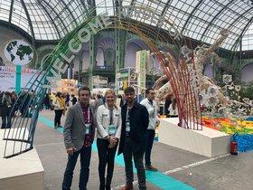 Rubí comparteix el projecte 50/50 en la cimera Change Now de París