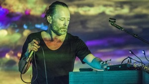 Thom Yorke, en la última noche de la 20ª edición del Sónar.