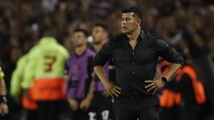 José Almirón, hasta ahora técnico de Lanús, de Argentina, futuro entrenador de Las Palmas.