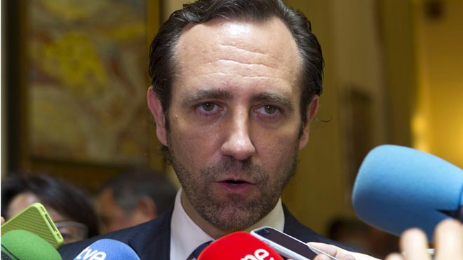 José Ramon Bauzá, expresidente de Baleares, se da de baja del PP.