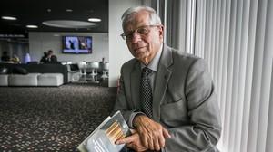 El expresidente del Parlamento Europeo Josep Borrell.