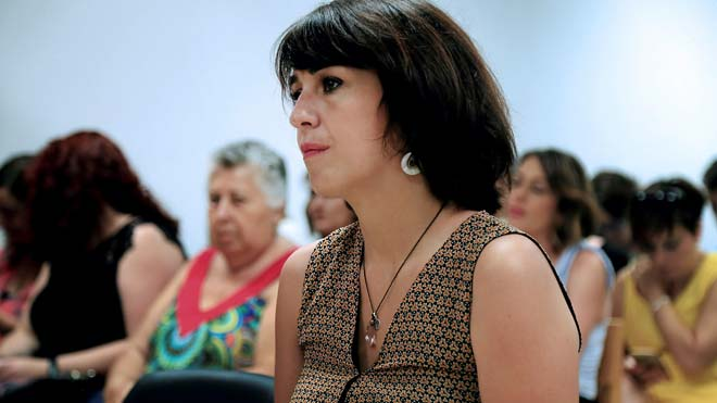 Juana Rivas, condemnada a cinc anys de presó