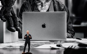 Apple renova el MacBook Air i els iPads Pro