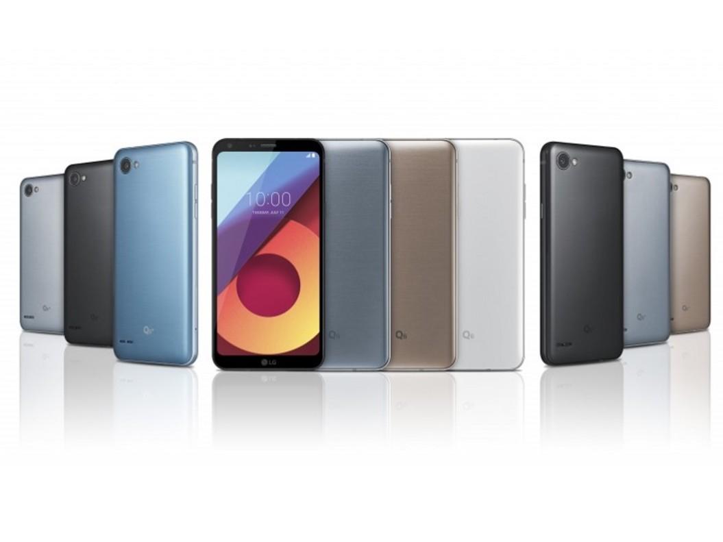 Nuevos modelos de la serie Q6 de LG