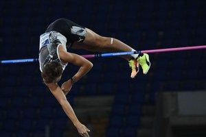 Duplantis bat el rècord mundial de perxa del llegendari Bubka