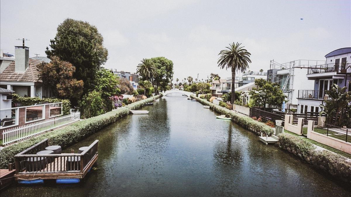 Una imagen de Los Ángeles, de Brooklyn Beckham.
