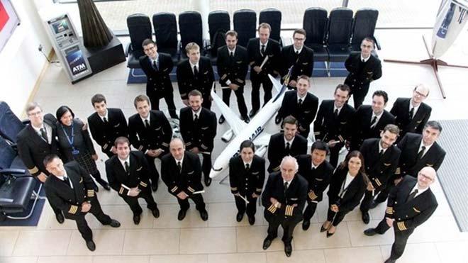 Los pilotos españoles de Ryanair amenazan con ir a la huelga.