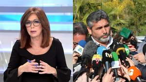 Ana Rosa Quintana, muy dura con Juan José Cortés por su protagonismo en el rescate de Julen