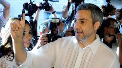 El oficialista Benítez será el nuevo presidente paraguayo