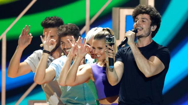 Primeres declaracions de Miki després d'Eurovisió: «La nostra cançó era la que més cantaven i ballaven»