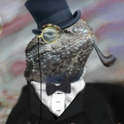 El lagarto de Lizard Squad.