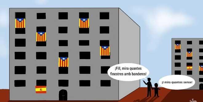 L'humor gràfic de Juan Carlos Ortega del 22 d'Octubre del 2018