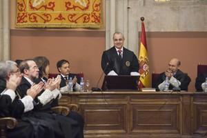Pablo Llarena, el juez del Tribunal Supremo que instruye la causa del Govern.
