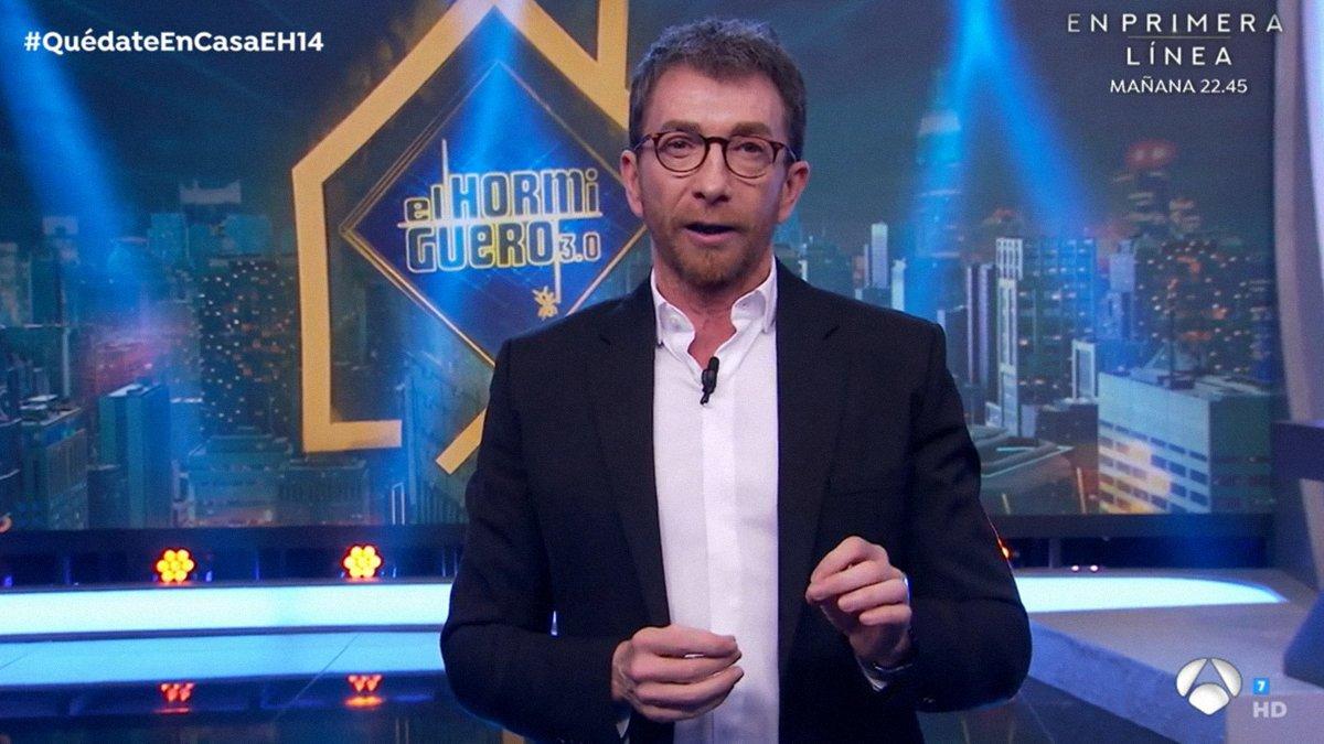 Pablo Motos critica l'«egoisme» dels polítics i llança un nou dard a Pedro Sánchez