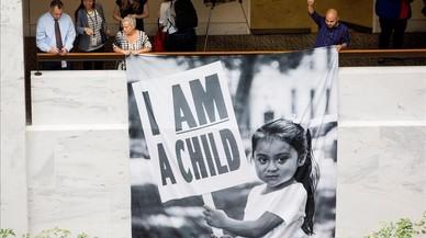 Trump alarga el drama de padres e hijos inmigrantes