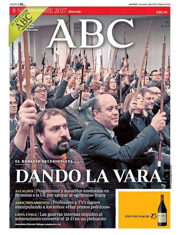 Puigdemont desvió fondos para huir a Bélgica, asegura 'La Razón'