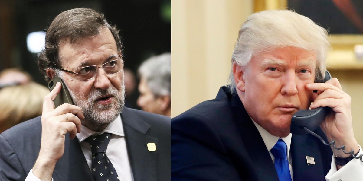 Simaginen Trump Com A Mediadior Entre Catalunya I Espanya