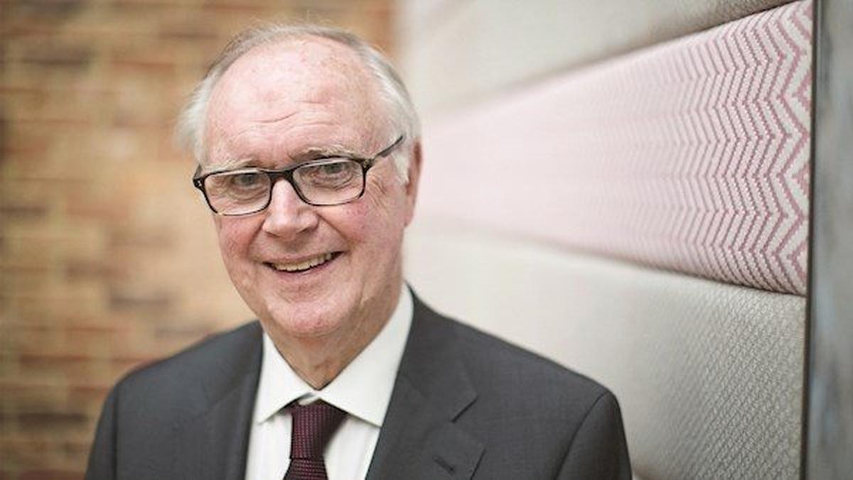 El presidente de Primark, Arthur Ryan.