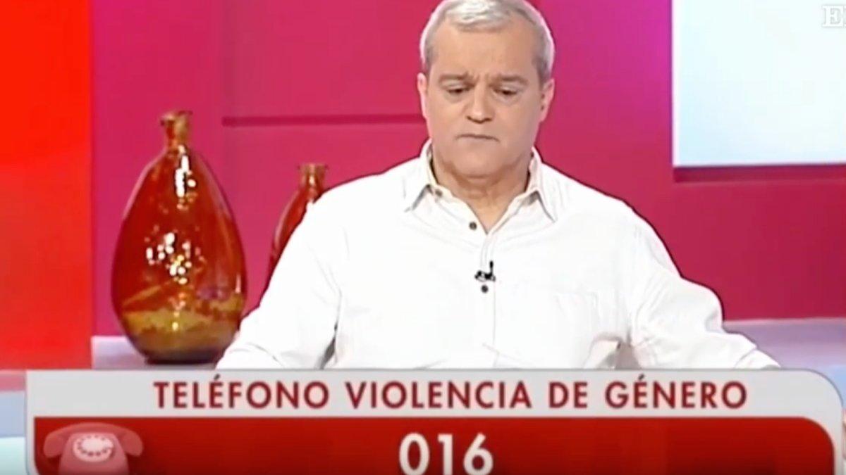 Ramón Garcia en 'En Compañía'.