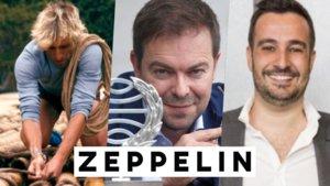 Un reality de aventuras en Amazon y la adaptación de 'El fuego invisible' de Javier Sierra, novedades del catálogo de Zeppelin TV.