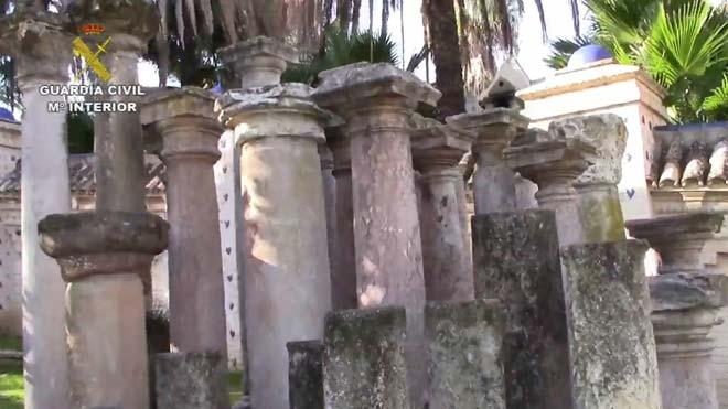 Recuperados 3.700 restos arqueológicos en Málaga, Córdoba y Tarragona
