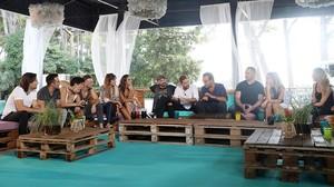 El reencuentro de los extriunfitosvuelve este domingo a TVE-1 con una segunda entrega, que contara con la visita de Àngel Llàcer.