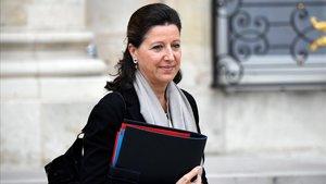La ministra francesa de Sanidad, Agnes Buzyn.