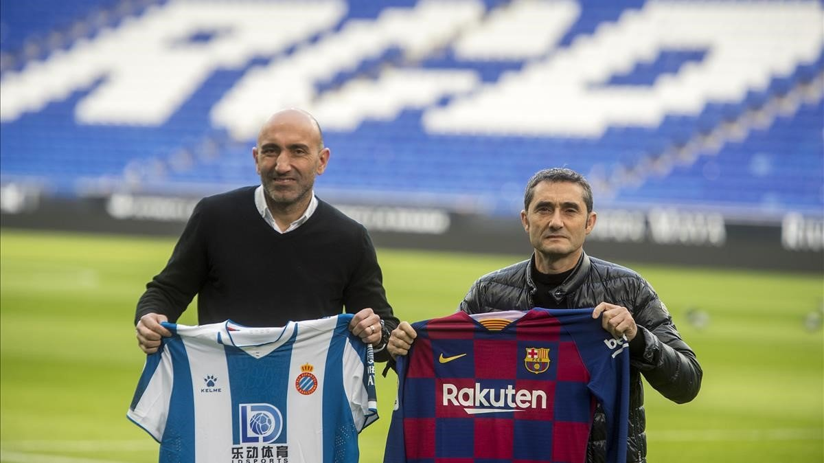 Abelardo: «A tots els periquitos ens agrada guanyar el Barça»