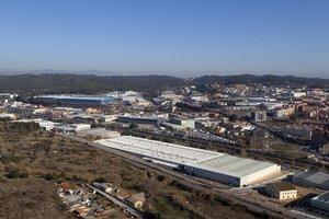 Rubí es la segunda concentración industrial catalana después de la Zona Franca.