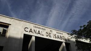 Sede del Canal de Isabel II en Madrid.
