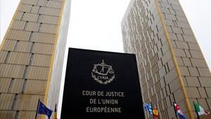 Sede del Tribunal de Justicia de la UE, en Luxemburgo.