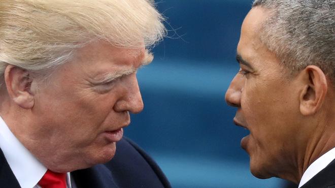 Trump pide al congreso que investigue el supuesto espionaje de Obama.